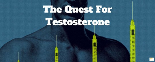 The Quest for Testosterone